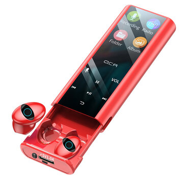 $49.99 for QCR Q1 Pro TWS Wireless bluetooth Earphone MP3 Player