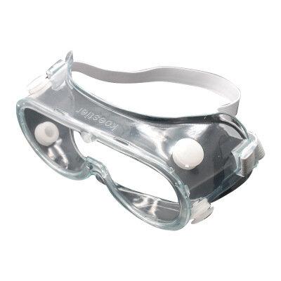 Koestier Protective Safety Glasses Work Anti Dust Eye Anti-Fog Antisand windproof Anti Dust Saliva Transparent Goggles Eye Protection Mask - #02