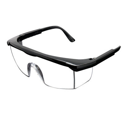 Anti-UV Welding Dust-proof Glasses For Work Protective Safety Goggles Sport Safety Windproof Tactical Labor Protection Glasses Mask - #01