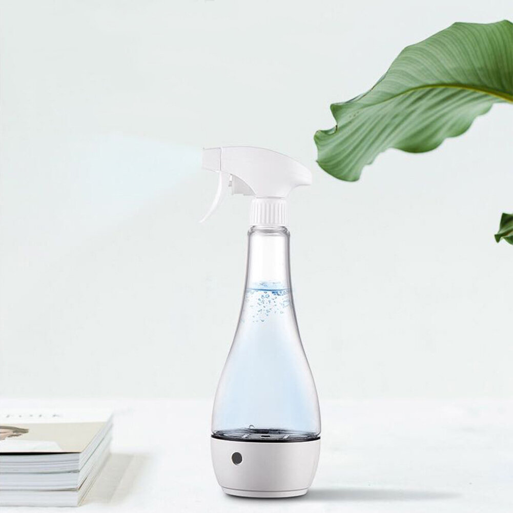 $24.99 for 84 Disinfection Water Maker Electrolytic Generator Sodium Hypochlorite Disinfectant Liquid Making Machine USB Charging Phone Sterilizer