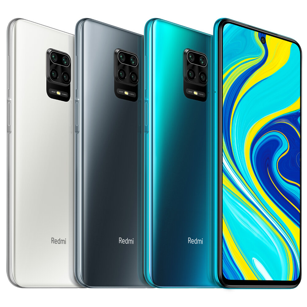 Xiaomi Redmi Note 9S Global 4GB 64GB