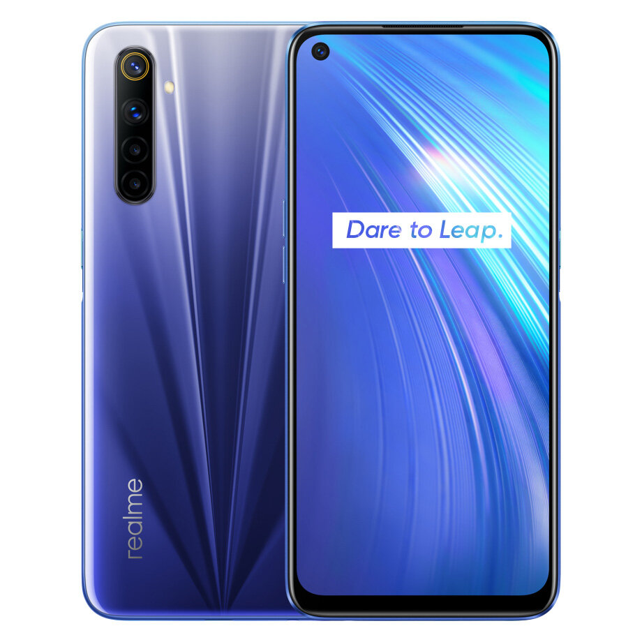 banggood Realme 6 MTK6785 Helio G90T Other