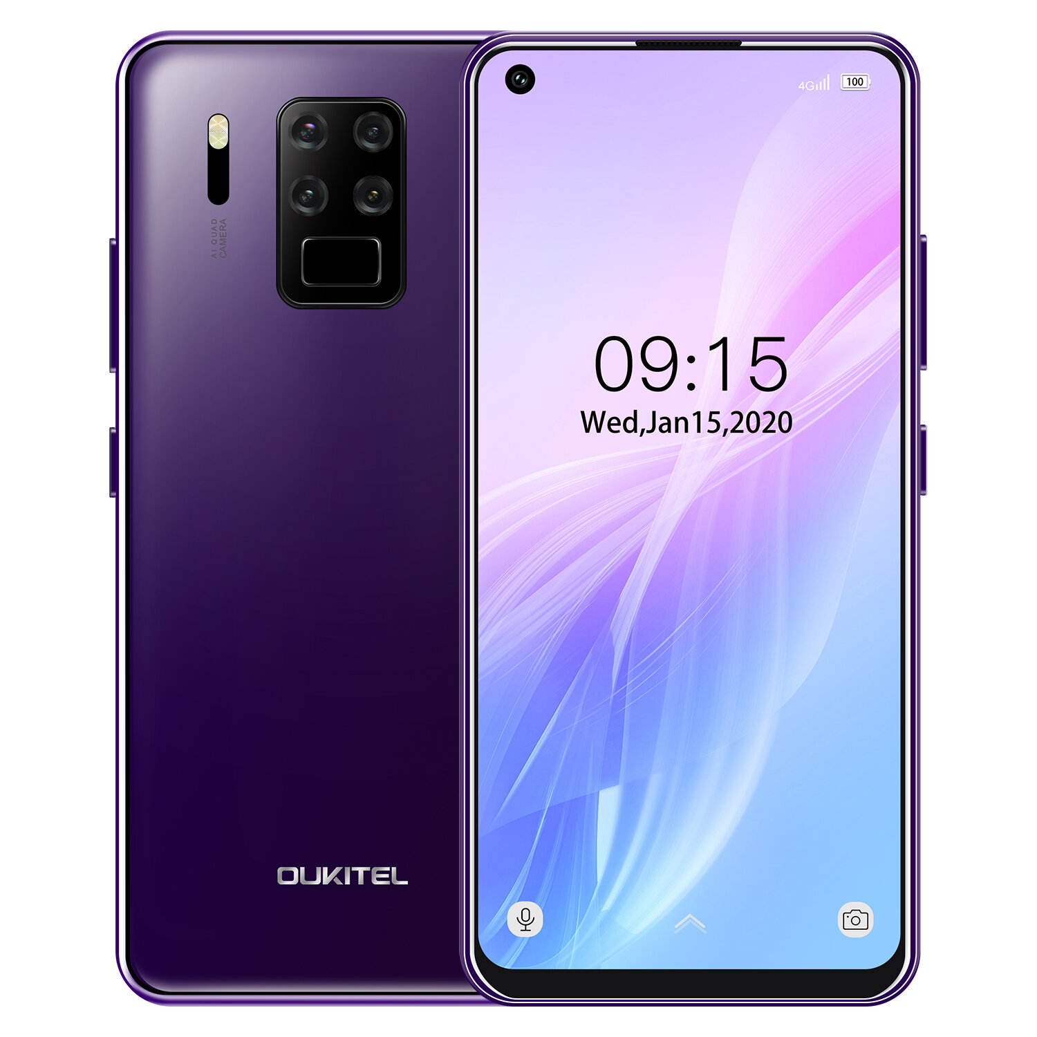 OUKITEL C18 Pro Global Version 4GB 64GB