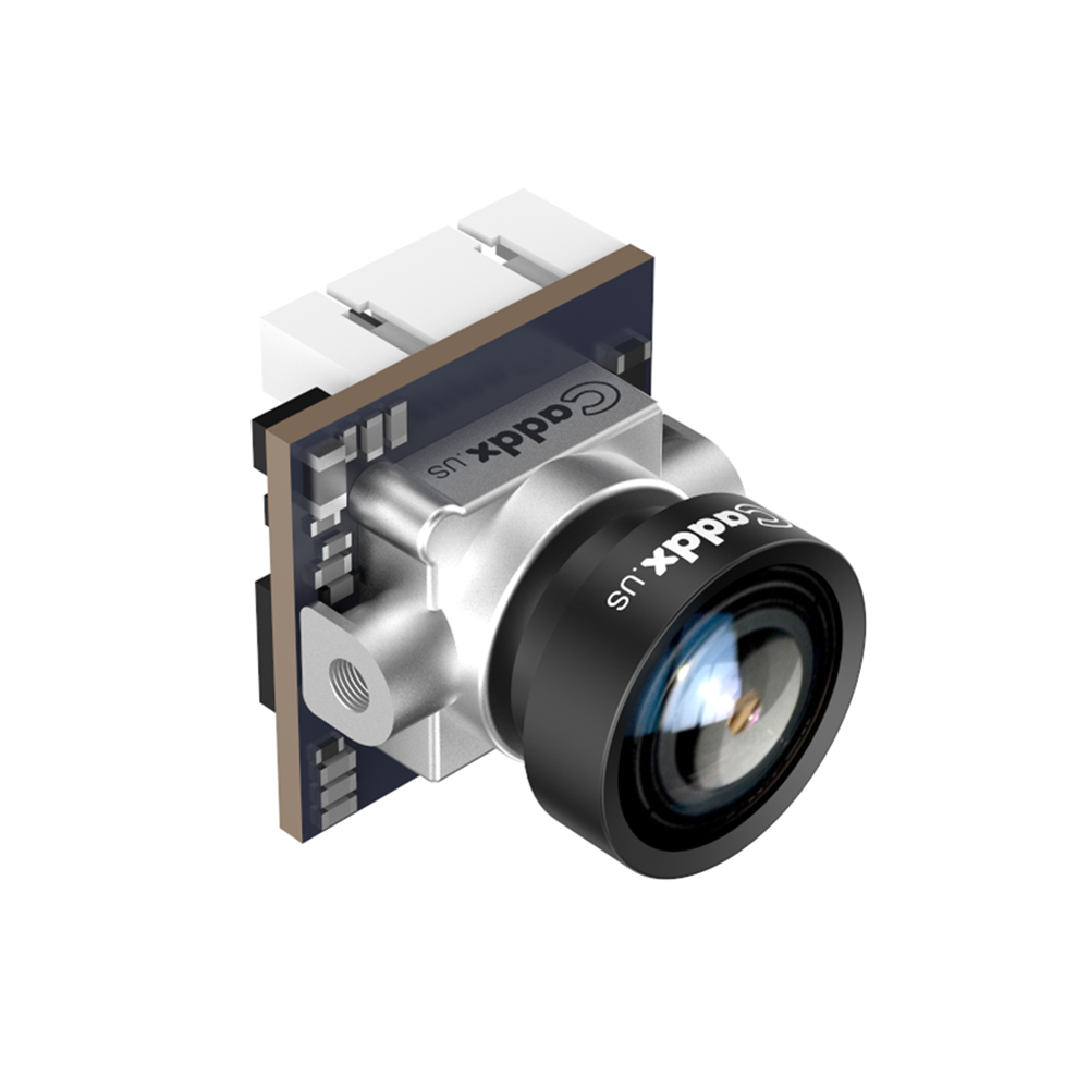 Caddx Ant 1.8mm 1200TVL 16:9/4:3 Global WDR with OSD 2g Ultra Light Nano FPV Camera for FPV Racing RC Drone