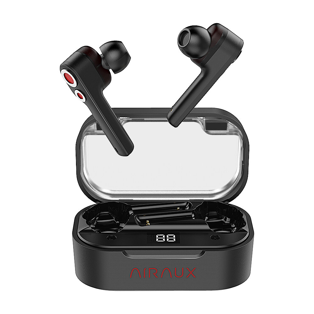 BlitzWolf® AirAux AA-UM6 TWS Dual Dynamic Drivers Earphone