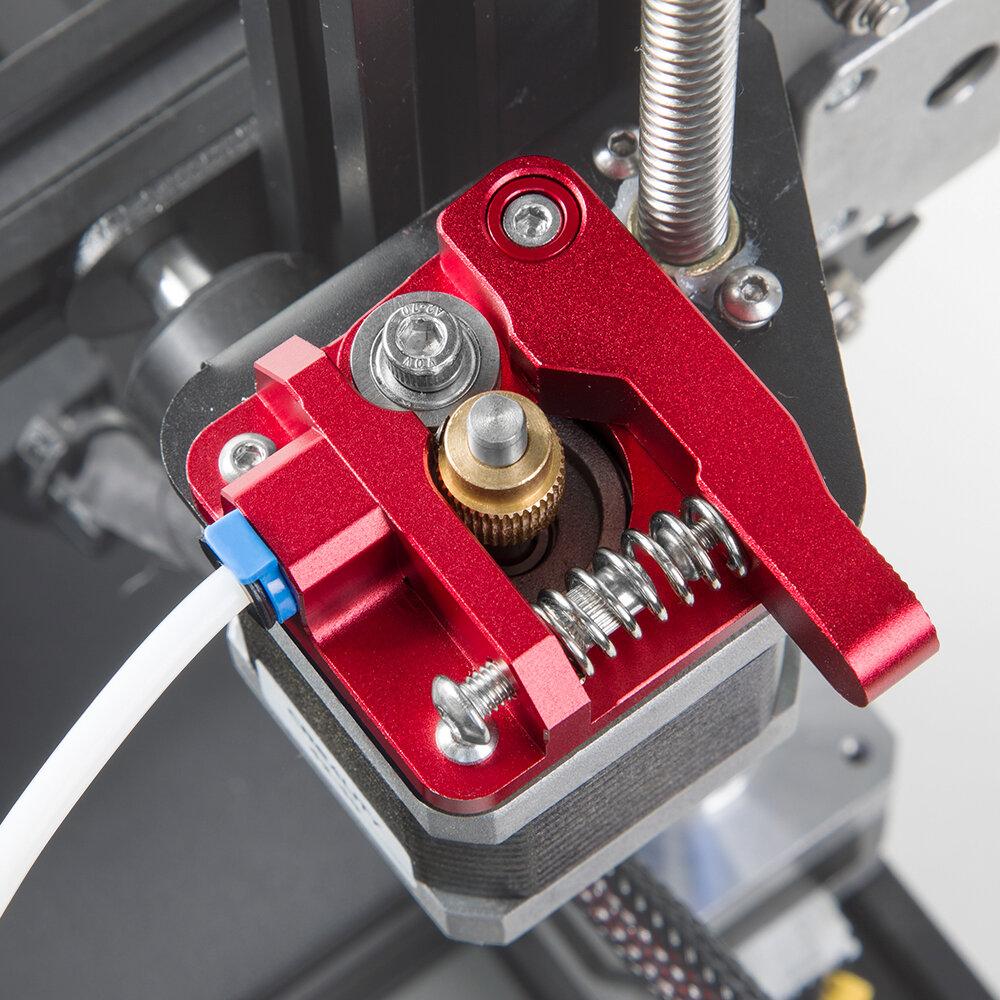 Creality 3D® New Upgraded All Metal Red Block Bowden Extruder Kit for Ender-3/Ender-3 Pro/Ender-3 V2/CR-10 Pro V2 3D Printer