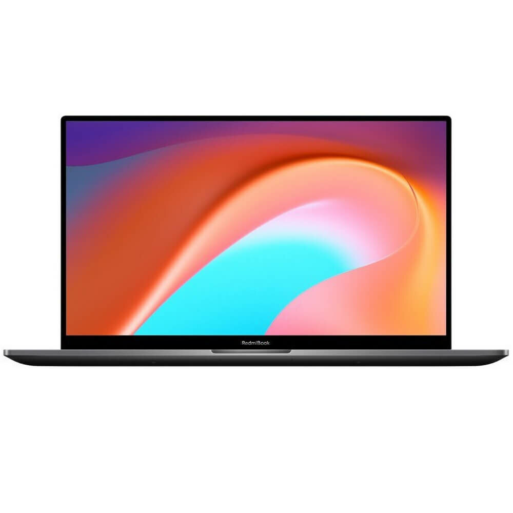 Xiaomi RedmiBook 16 Laptop 16.1 inch AMD Ryzen5-4500U 16GB RAM 512GB SSD 100%sRGB 46Wh Battery 90% Ratio 3.26mm Thickness Notebook