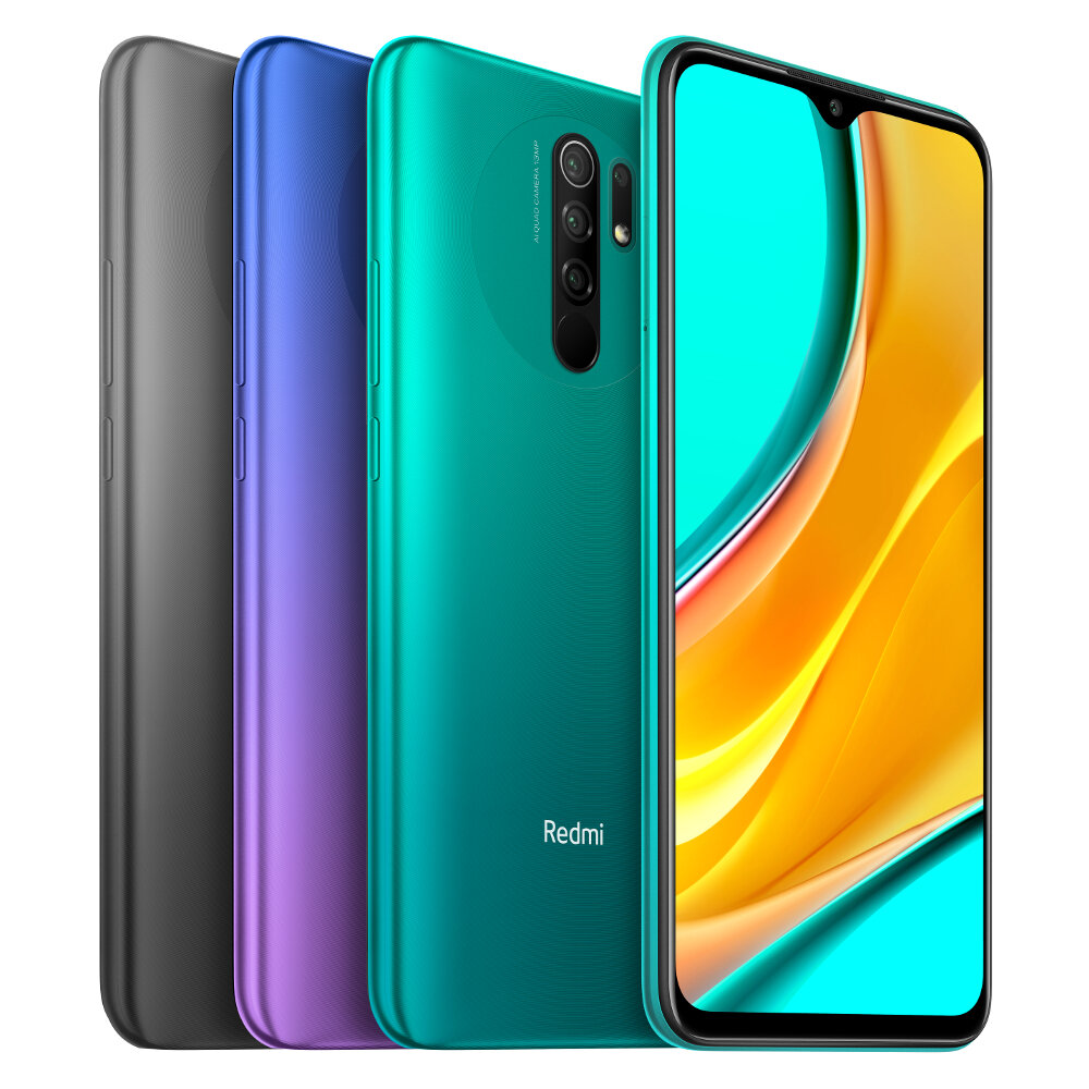 Xiaomi Redmi 9 Global 4+64