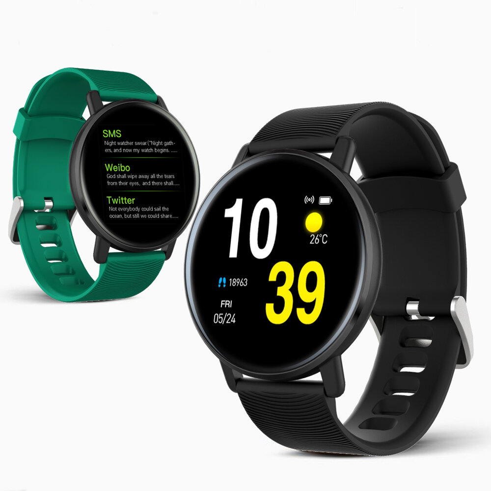 LYNWO H5 1.3 inch Full Touch Smart Watch