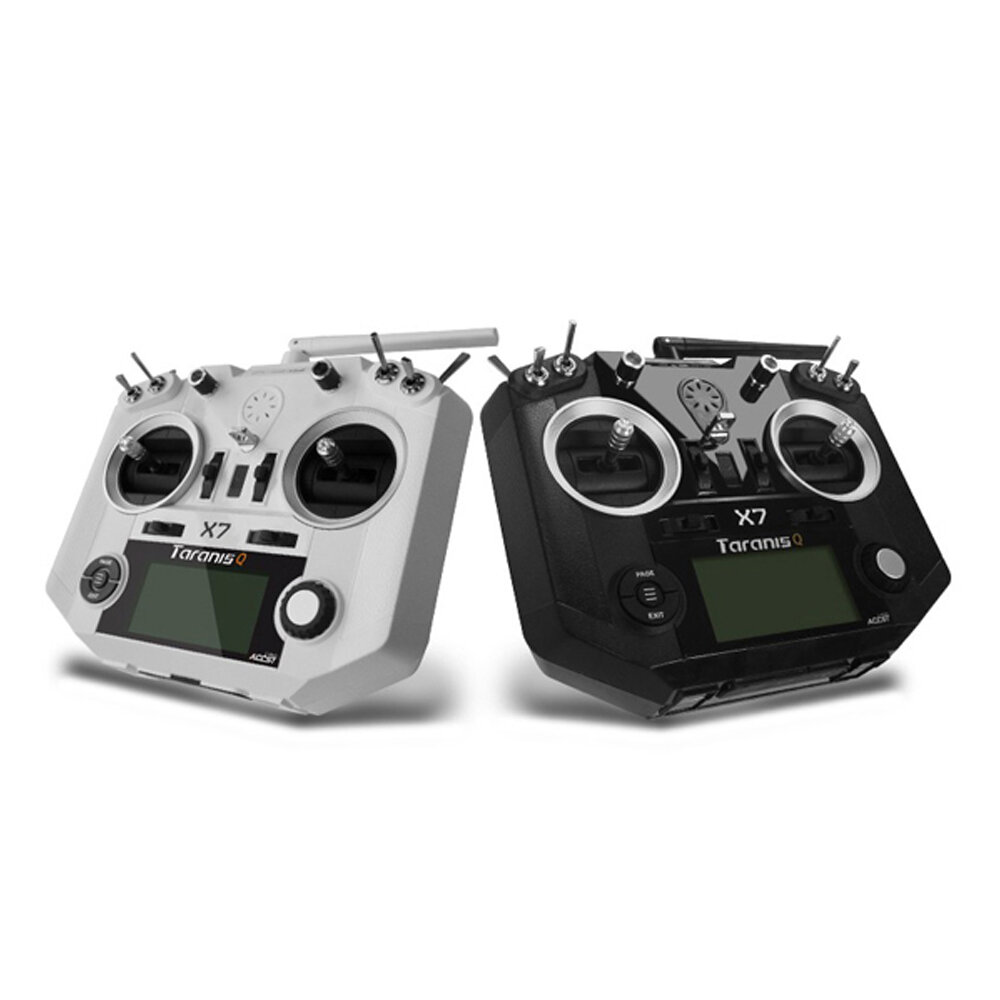 Summer Prime Sale FrSky Taranis Q X7 2.4G 16CH ACCST Mode 2 FCC Version Transmitter for RC Drone