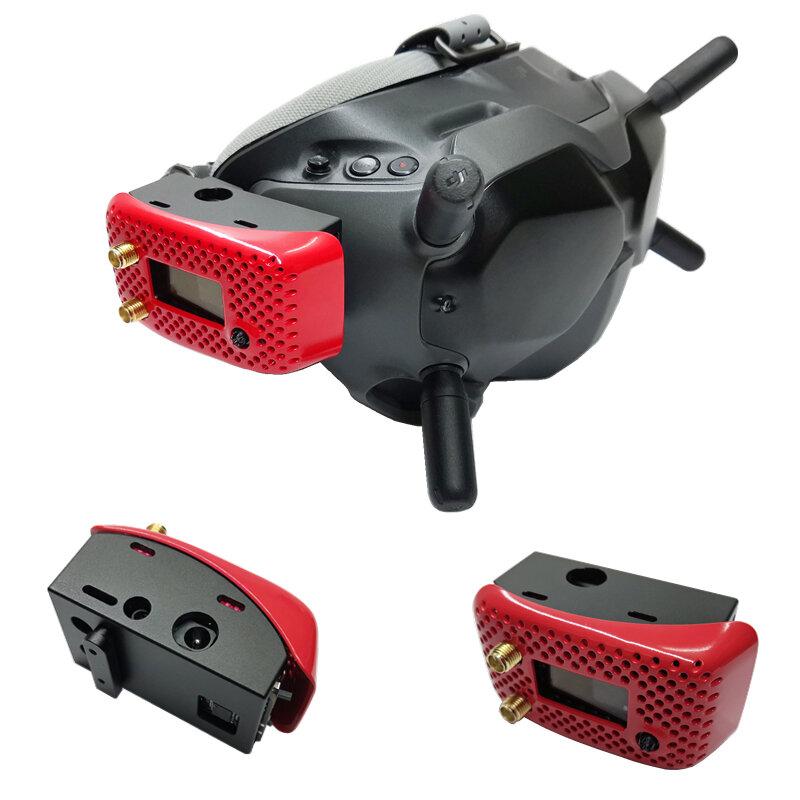 URUAV V3.0 V3.0 PLUS Metal Adapter Mounting Case for DJI FPV Goggles