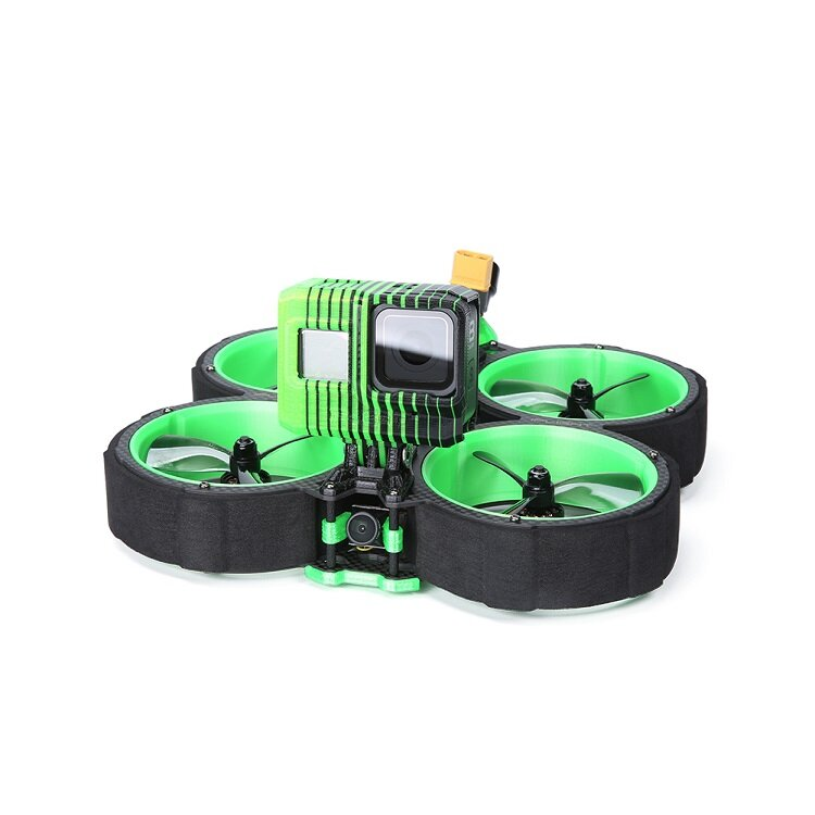 iFlight Green Hornet V2 4S 145MM 3Inch CineWhoop PNP BNF FPV Racing RC Drone SucceX-E mini F4 FC 35A BLHeli_S 4 in 1 ESC