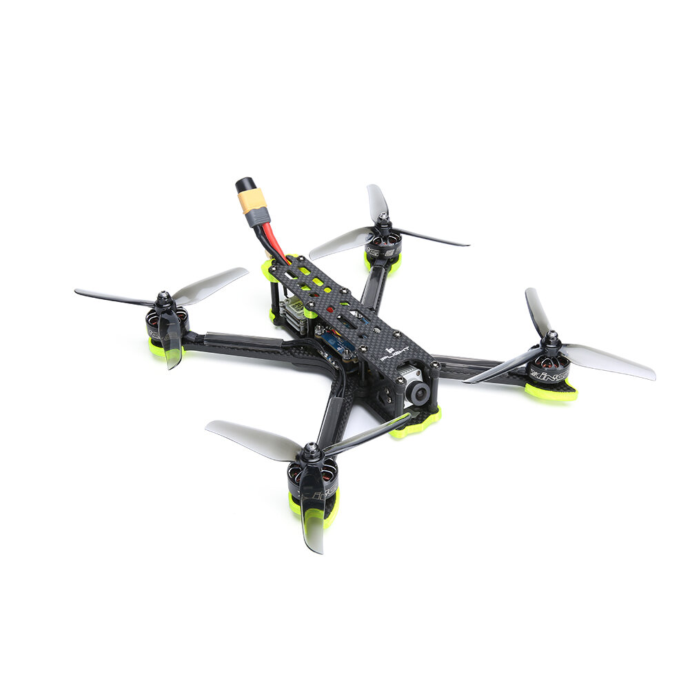 iFlight Nazgul5 HD 6S 5 Inch 240mm Freestyle FPV Racing Drone PNP/BNF Caddx Vista DJI Cam XING-E 2207 1800KV SucceX-E F4 45A ESC