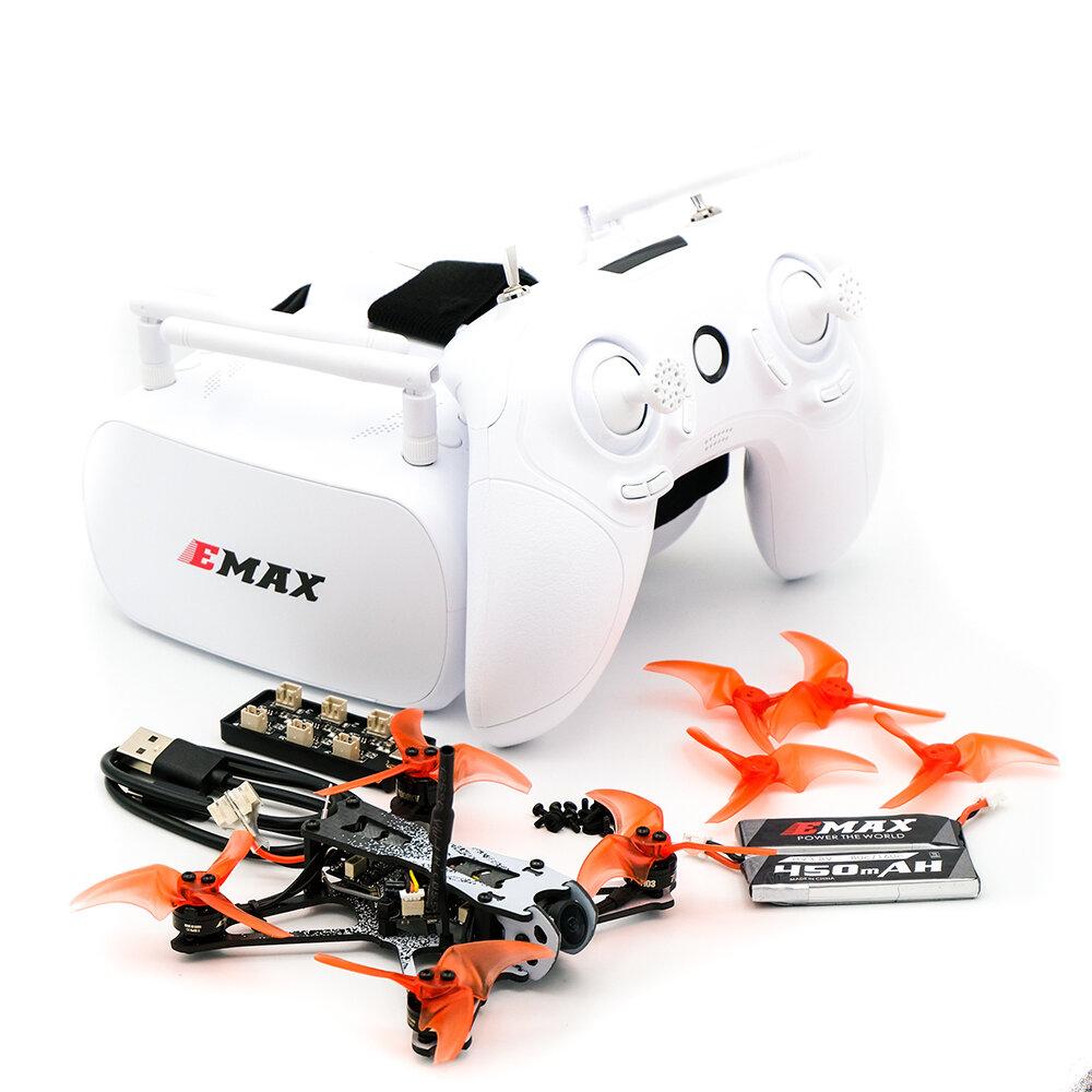 EMAX Tinyhawk II Freestyle 2.5 Inch 115mm Wheelbase FPV Racing Drone RTF Frsky D8 Runcam Nano 2 Camera 200mW VTX 5A ESC