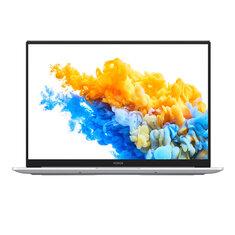HUAWEI Honor MagicBook Pro 2020 Ryzen Edition 16.1 inch AMD Ryzen7-4800H 16GB RAM 512GB SSD 90% Ratio 100% sRGB Backlit Fingerprint Notebook - Silver