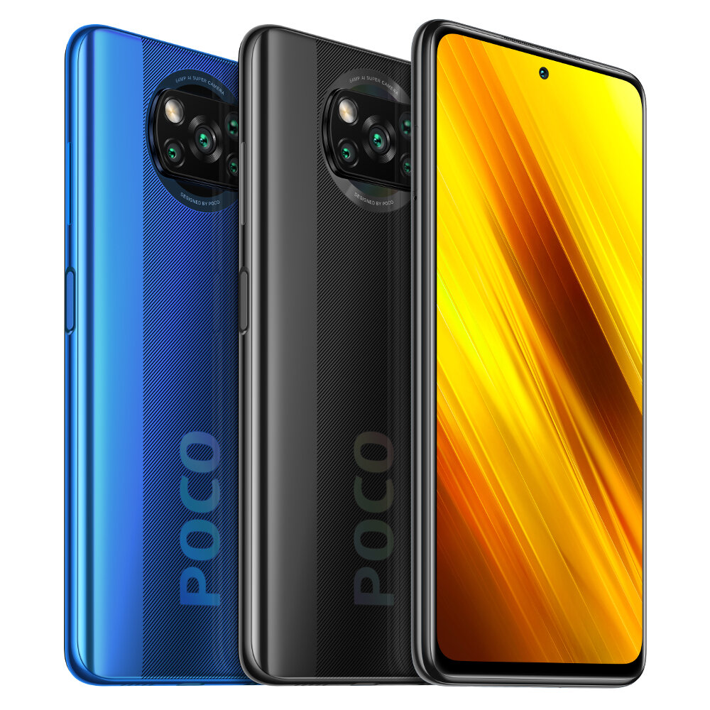 POCO X3 NFC Global Version 6GB 64GB