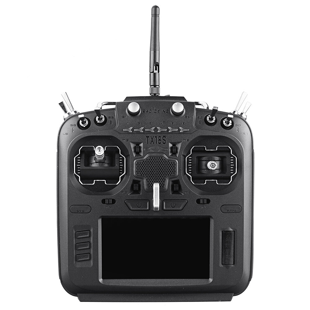 RadioKing TX18S/Lite Hall Sensor Gimbals 2.4G 16CH Multi-protocol RF System OpenTX Transmitter for RC Drone