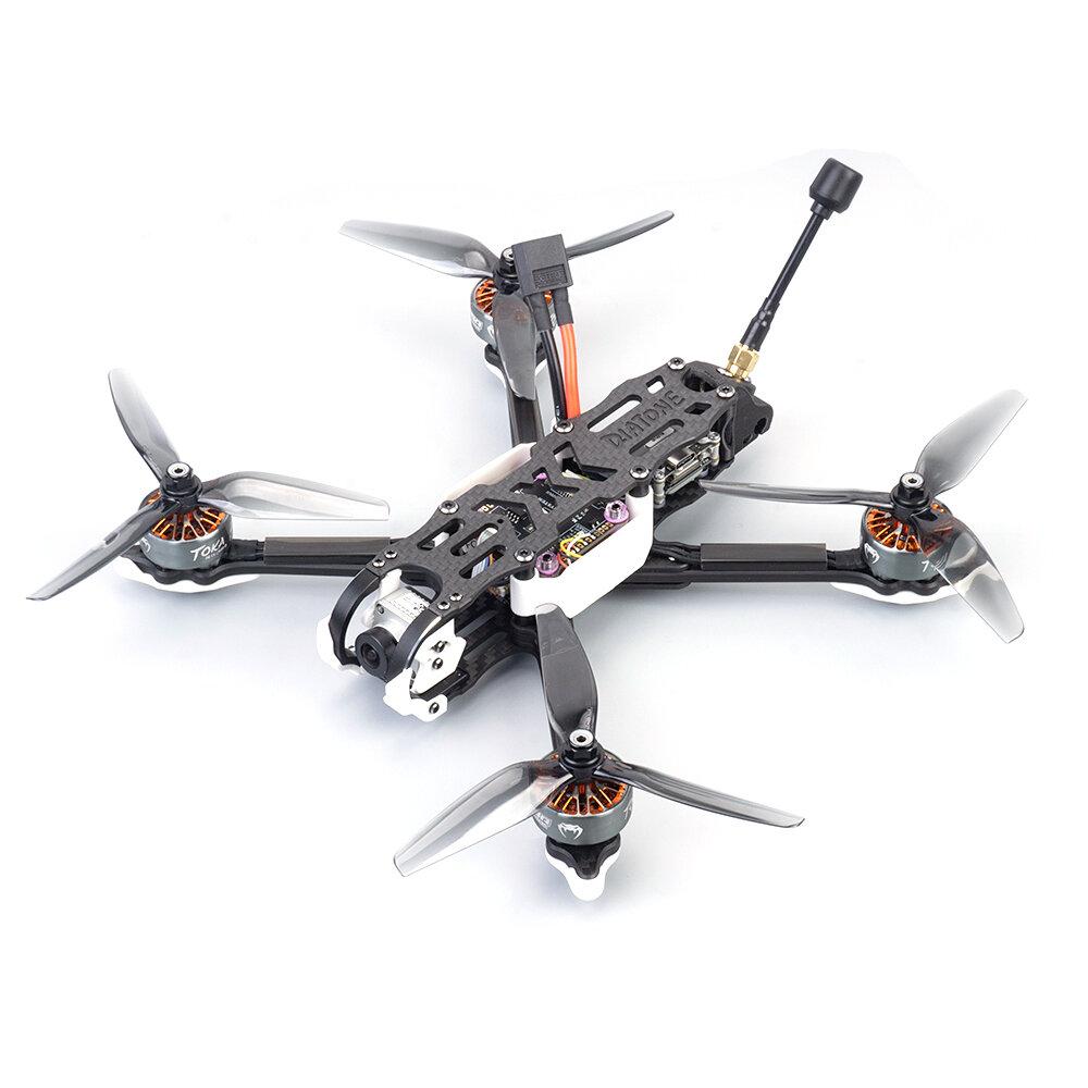 Diatone Roma F5 4S / 6S 5 Inch Freestyle FPV Racing Drone BNF Caddx VISTA Cam MAMBA F405DJI F4 FC 50A ESC 2450/1700KV Motor