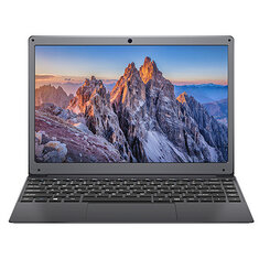 BMAX S13 A Laptop 13.3 inch Intel N3350 8GB RAM 128GB SSD 10000mAh Full Sized Keyboard Lightweight Notebook