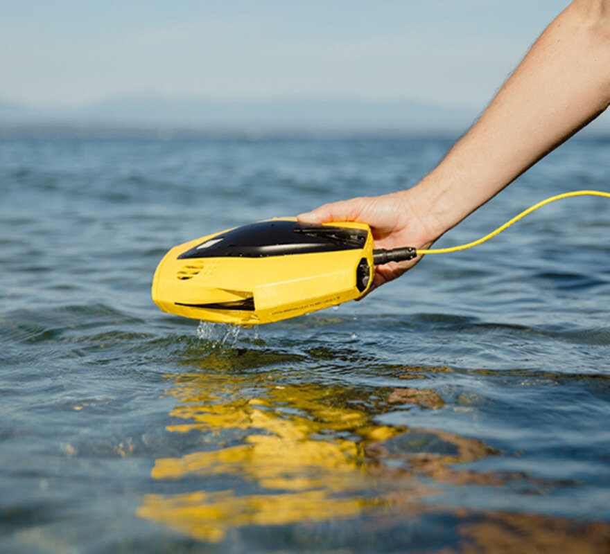 10% OFF for CHASING Dory Palm-Sized APP Control Underwater Drone with 1080p Full HD Camera for Real Time Viewing WiFi Buoy RC Drone