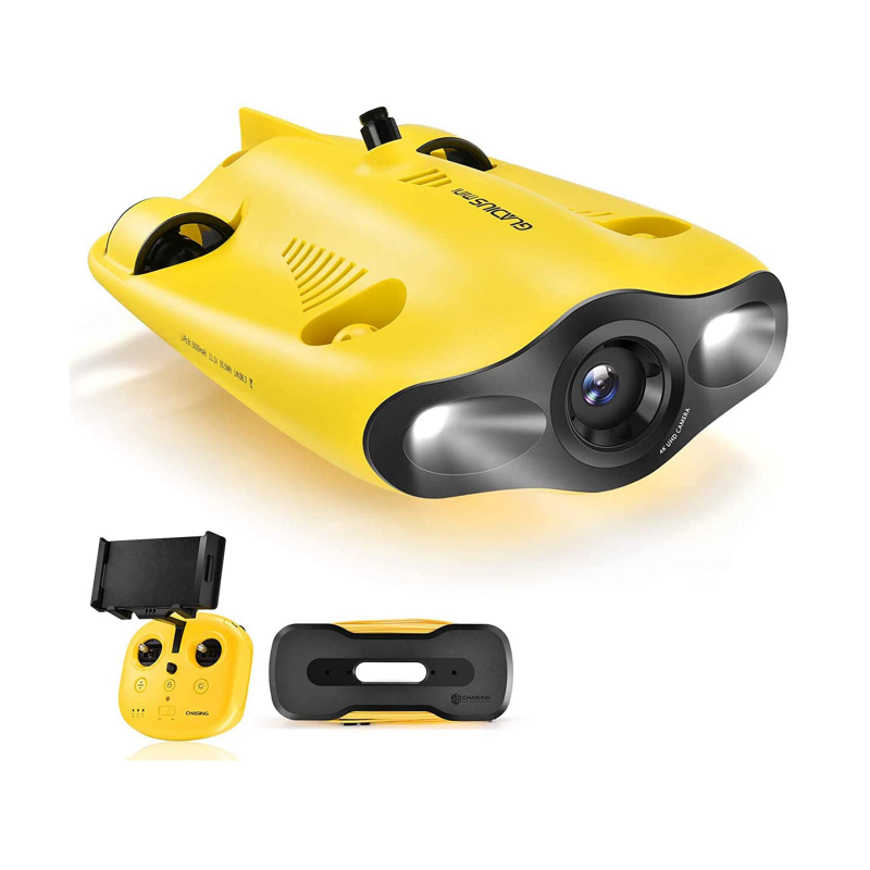 10% OFF for CHASING Gladius Mini Underwater Drone With 4K HD Camera 2 Hours Working Time One Key Depth Hold Live Stream Diving Rescue RC Drone