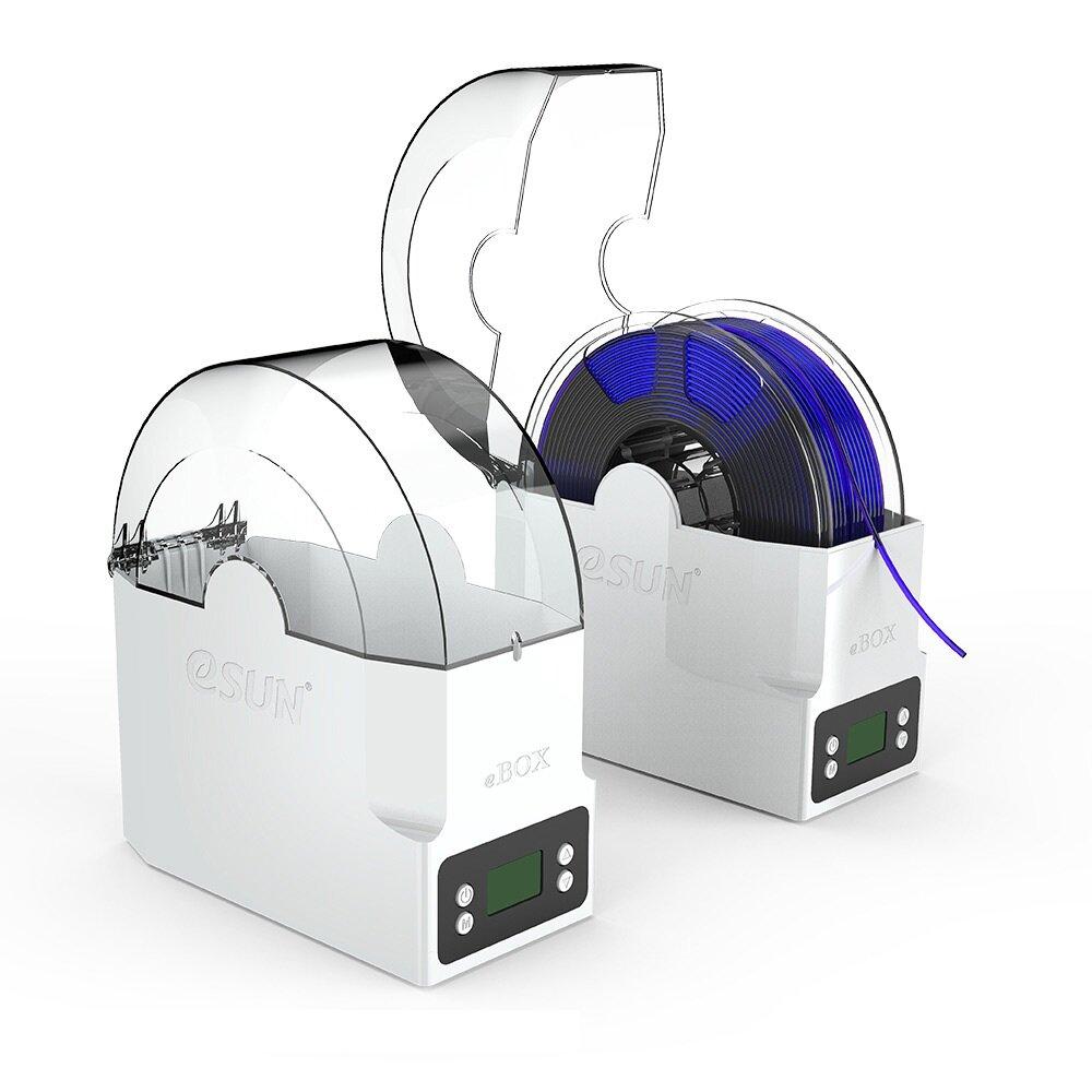 eSUN® Filament Box Filament Storage Holder Keeping Filament Dry Measuring Filament Weight for 3D Printer Printing