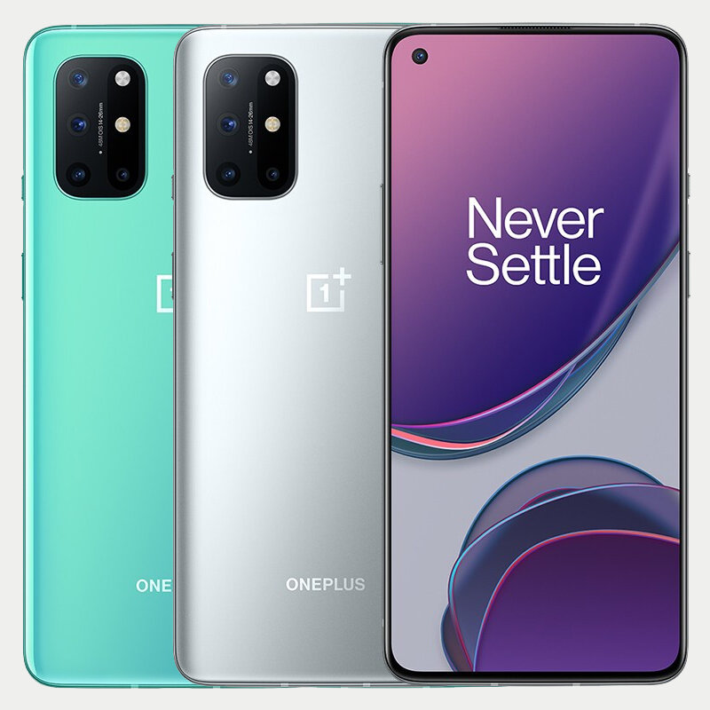 OnePlus 8T 5G Snapdragon 865