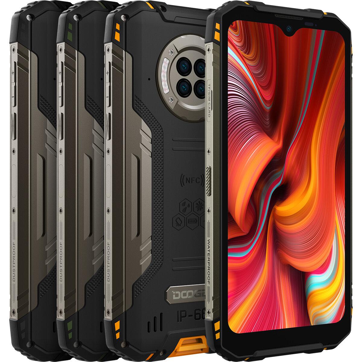 DOOGEE S96 Pro 8+128