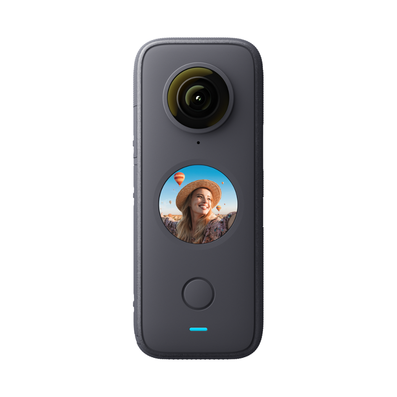 Insta360 ONE X2 5.7K Sport Panoramic Action Camera Pocket Waterproof FlowState Stabilization Motion Cam