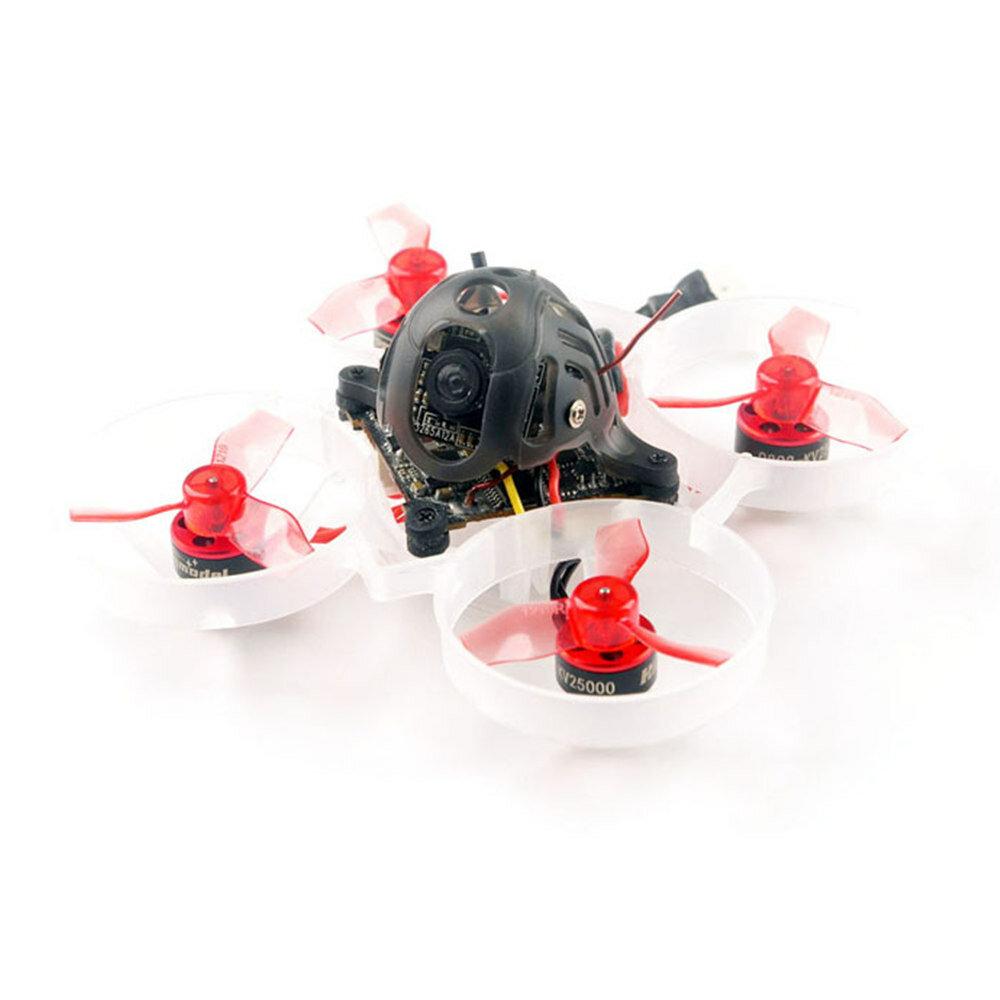 Special 11.11 Version Happymodel Mobula6 F4 1S 19000KV Motor FPV Racing Drone BNF w/ Flysky RX