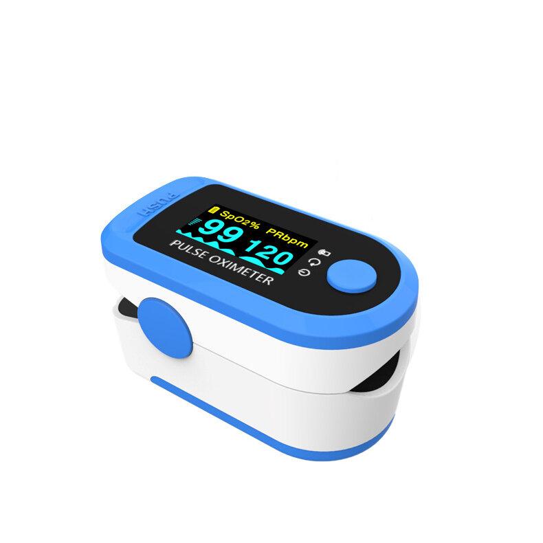 Bluetooth APP Pulse Oximeter Sleep Monitoring Data Record Oximeter Spo2 PR PI Monitor Support Android iOS
