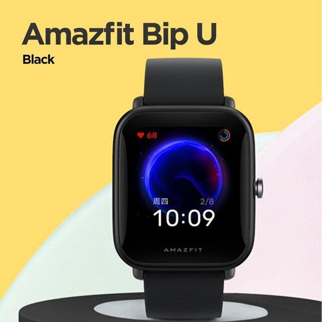 Original Amazfit Bip U Smart Watch Global Version
