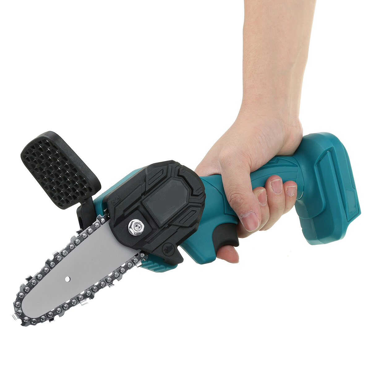 4Inch 800W Electric Chain Saw Handheld Logging Saws For Makita 18V-21V Battery