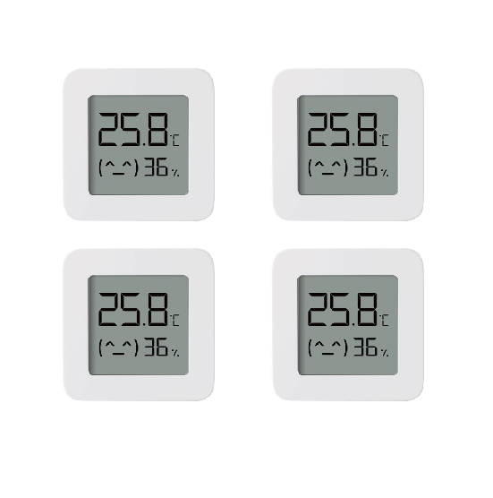 XIAOMI Smart Bluetooth Thermometer Wireless Electric Digital Hygrometer Thermometer Work for Home Decor