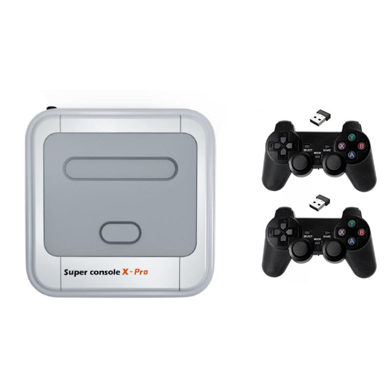 Super Console X Pro Amlogic S905X Wireless TV Game Console