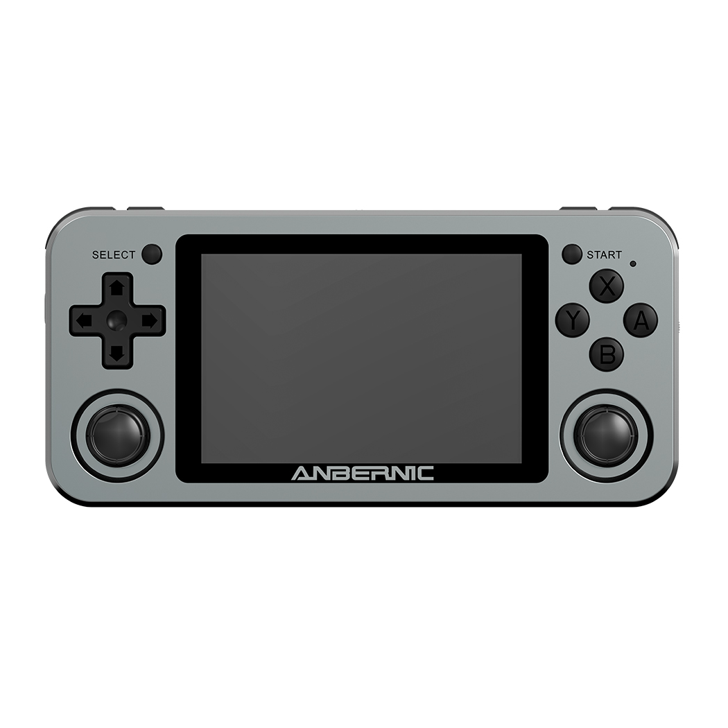 ANBERNIC RG351M 64GB 3000 Games Handheld Video Game Console