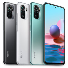 Redmi Note 10 Global 4+64 Smartphone