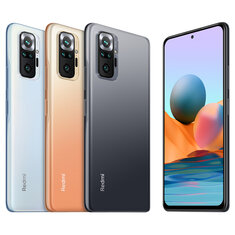 Redmi Note 10 Pro Global 6+128G  Smartphone