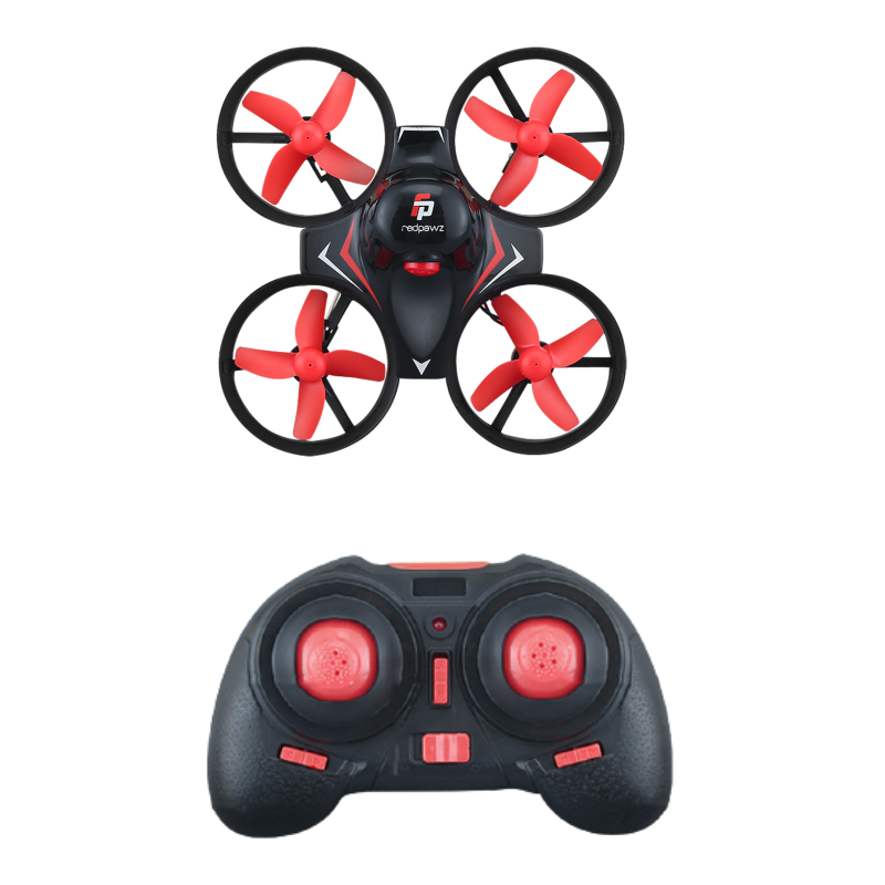 JJRC R010 Mini 2.4G 6-Axis Gyro with Headless Mode Brushed RC Drone Quadcopter RTF