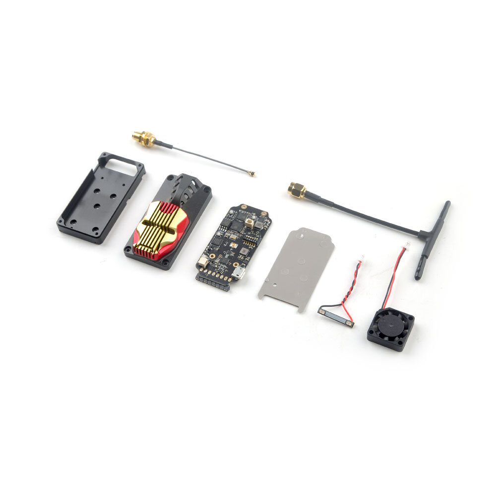 Happymodel ES24TX Slim 2.4g ExpressLRS ELRS Nano TX module for X-lite/S/Pro X9 Lite Tango2 FPV Racing Drone