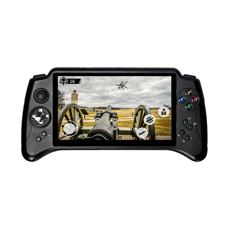 Powkiddy X17 7 inch IPS HD Touch Screen DDR3 2GB RAM eMMC 32GB ROM bluetooth 4.0 Android 7.0 Wifi Game Console for PSP N64 MAME PS MD