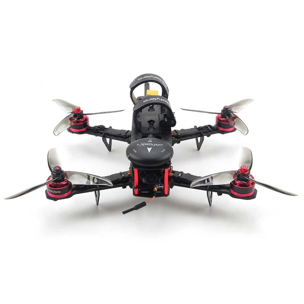 Holybro Pixhawk 4 Mini QAV250 Basic / Completet Kit 250mm Wheelbase RC Quadcopter RC Drone w/ Pixhawk 4 GPS 2206 KV2300 Motor