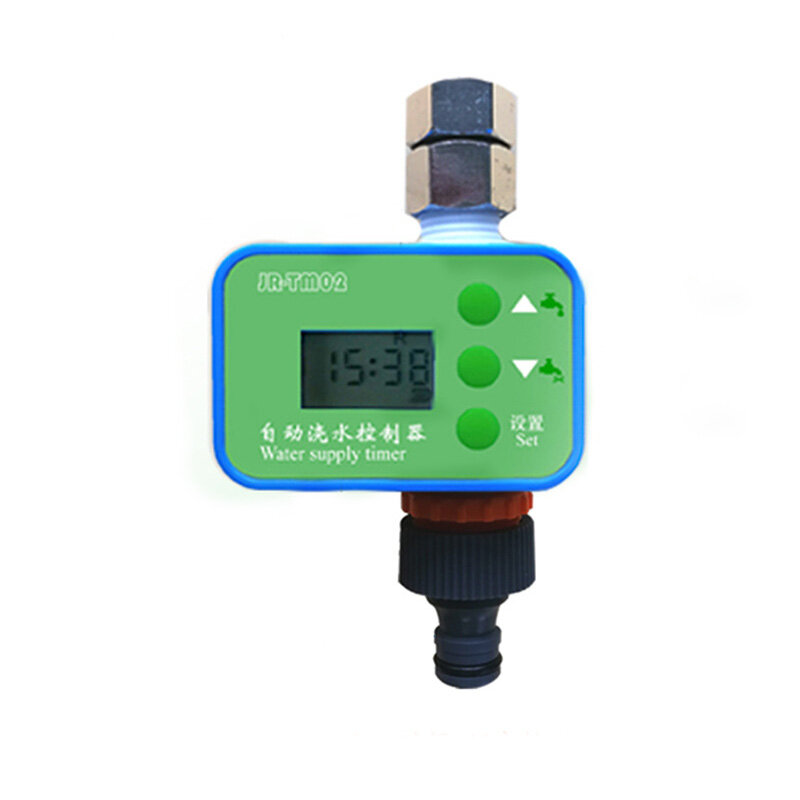 Automatic Watering Timer Garden Watering Device Smart Water Valve Spray Drip Irrigation