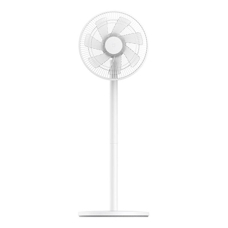 Xiaomi Mijia BPLDS04DM Standing Fan E Pedestal Fan 100 Gear Wind Speed Desktop Floor Dual Purpose APP Control Low Noise
