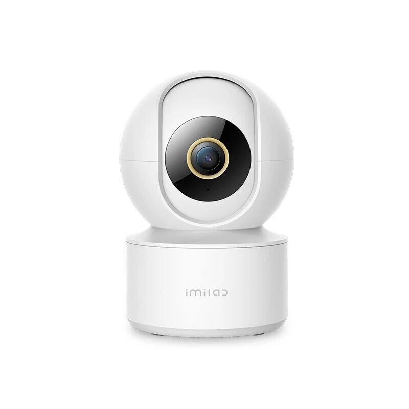 IMILAB C21 4MP 2.5K WIFI Smart Security Camera PTZ Human Detection Tracking Night Vision Voice Intercom Home IP Camera Cloud Local Storage Baby Monitor