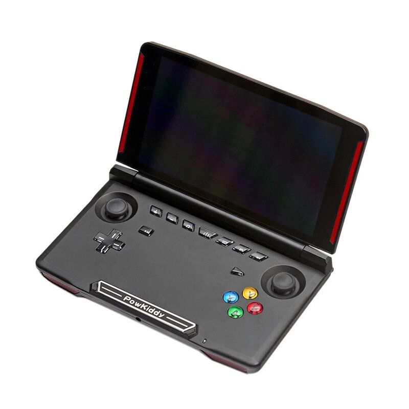 Powkiddy X18 Android 7.0 Handheld Game Console MTK8163 DDR3 2GB RAM 32GB ROM Video Game Player 5.5 inch 720P HD Touch Screen