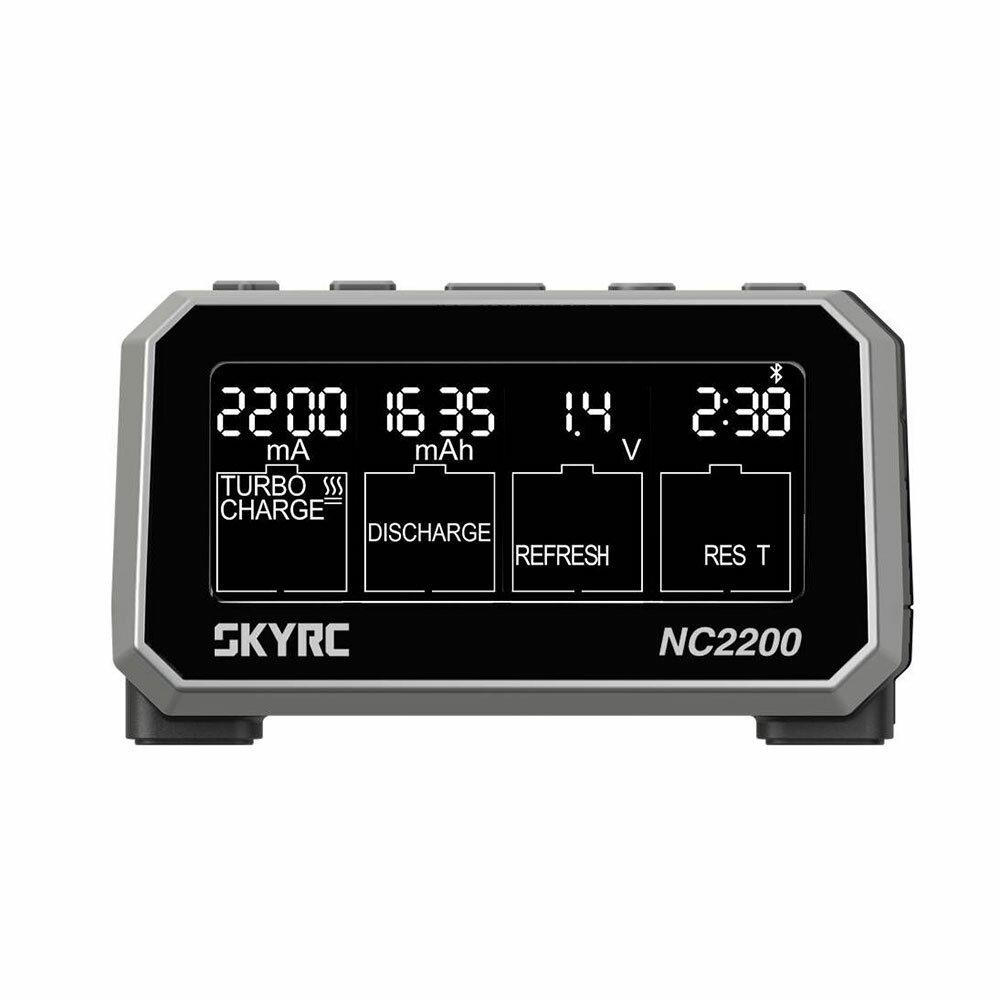 SKYRC NC2200 DC 12V 2A AA AAA NiMH/NiCD Multi-function Charger