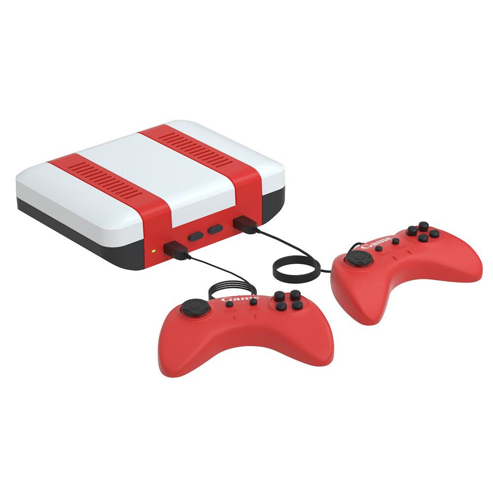 MINI-620 8Bit Retro TV Game Console 620 Games FC NES Portable Mini Video Game Player Red White