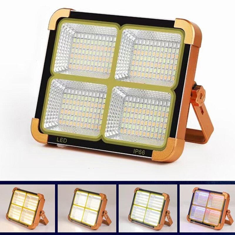 IPRee® 300W 12500mAh IP66 Waterproof Solar Emergency Light