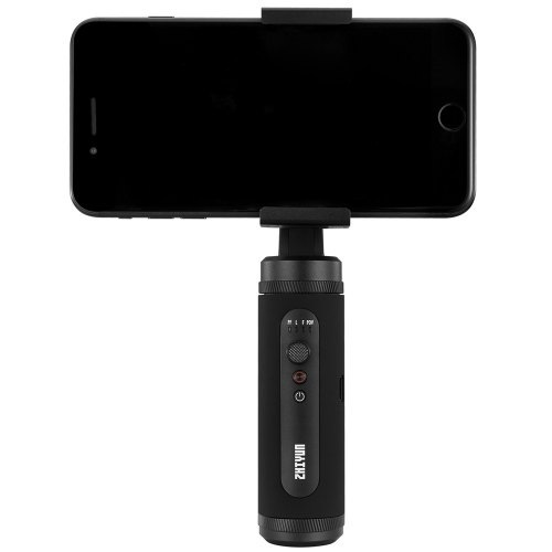 ZHIYUN Smooth Q2 Gimbal Hand Hold Stabilizer 3-axis Anti-shaking Cellphone Holder - Black